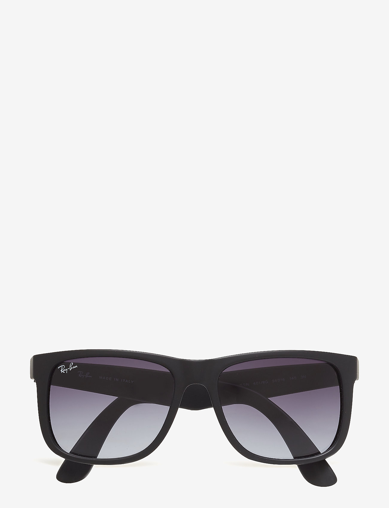 Ray-Ban - JUSTIN - d-shaped - rubber black - 0