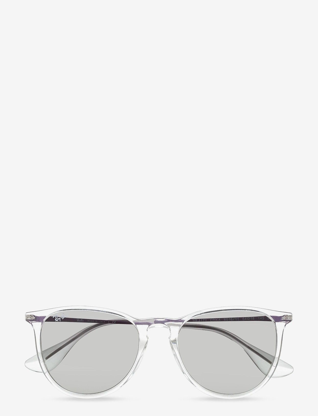 Ray-Ban - ERIKA - rond model - light grey gradient dark grey - 0