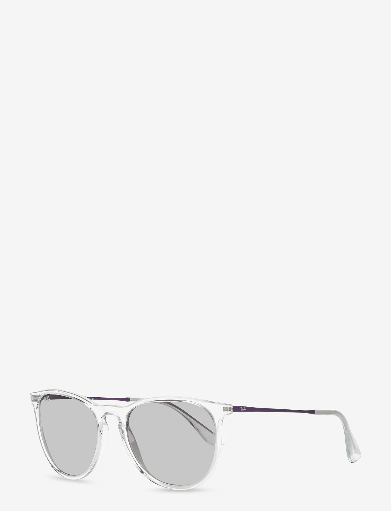 Ray-Ban - ERIKA - rond model - light grey gradient dark grey - 1