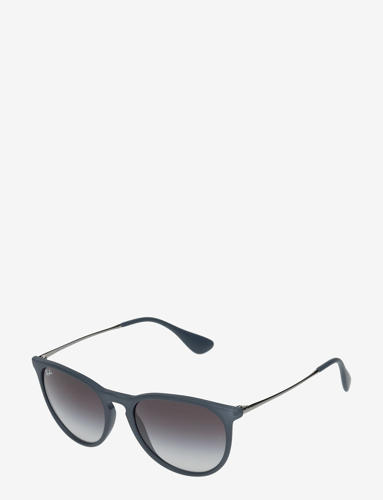 Ray-Ban - ERIKA - rond model - rubber blue - 1