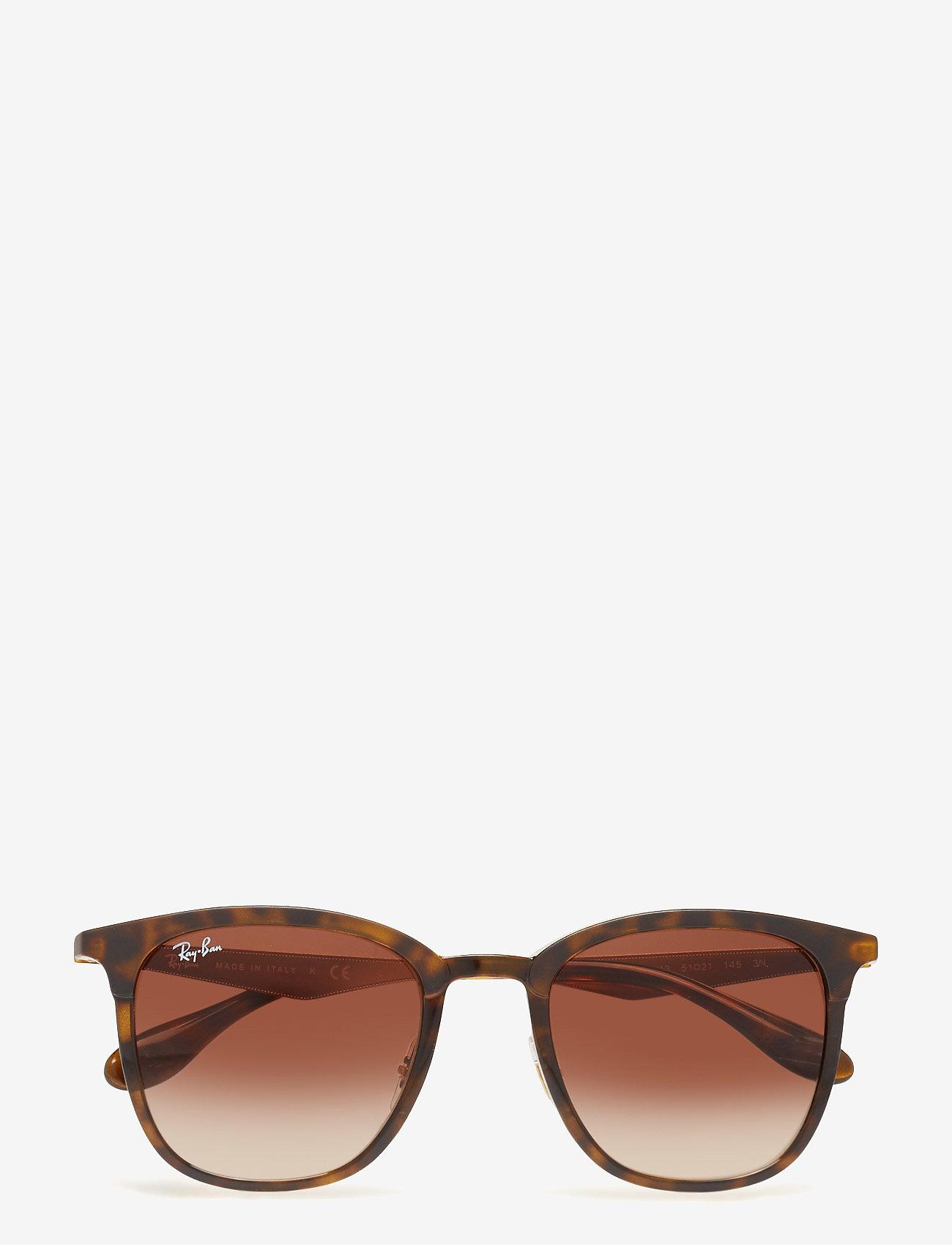 Ray-Ban - 0RB4278 - d-vormige zonnebril - havana/matte havana - 0