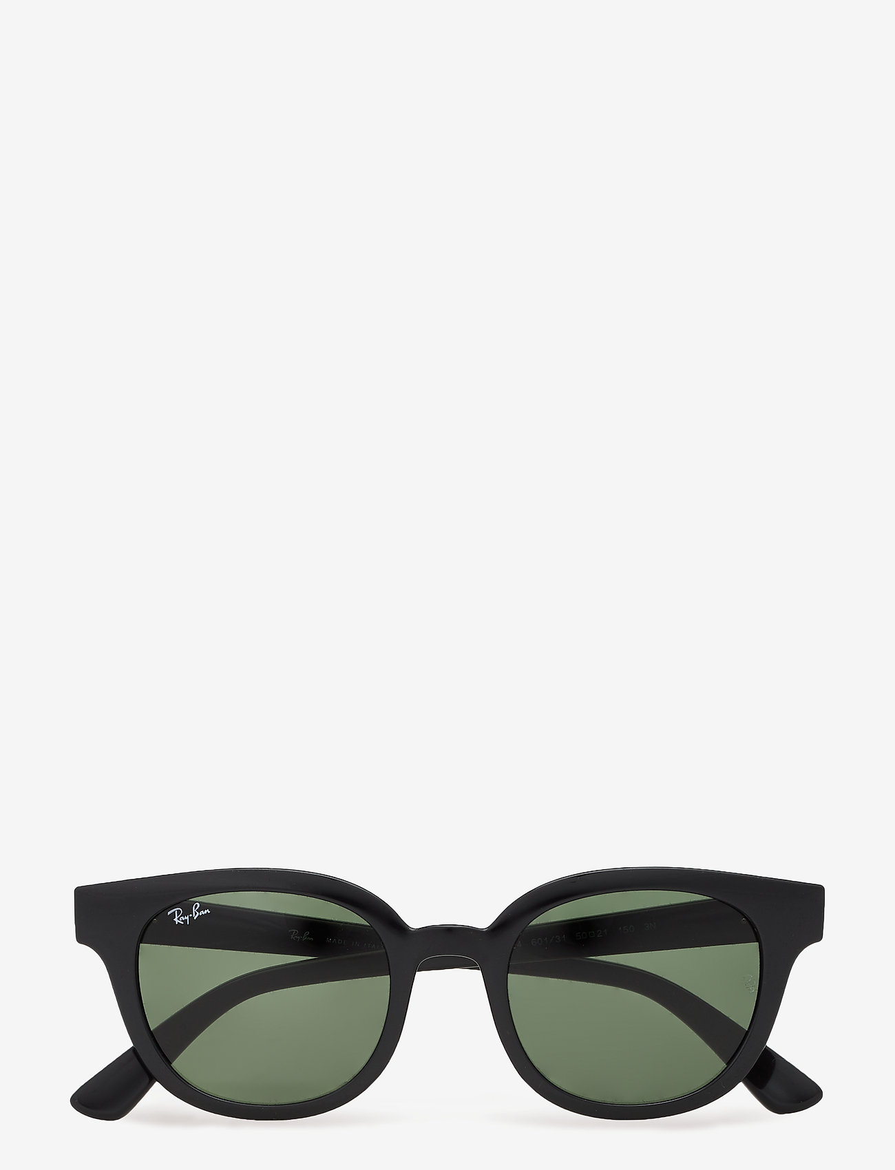 Ray-Ban - Ray-Ban Sunglasses - round frame - black - 0