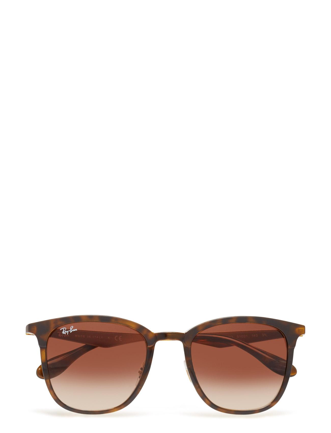 90fac11867e8 0rb4278 wayfarer solbriller fra Ray-Ban til herre i HAVANA MATTE ...