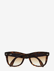 Ray-Ban - FOLDING WAYFARER - d-shaped - light havana - 0