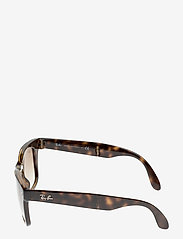 Ray-Ban - FOLDING WAYFARER - d-shaped - light havana - 2