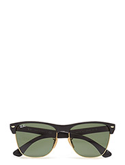 CLUBMASTER OVERSIZED - DEMI SHINY BLACK/ARISTA-CRYSTAL GREEN