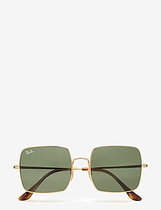 Ray-Ban Sunglasses - d-shaped - gold