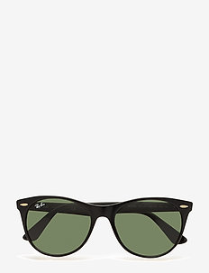 Ray-Ban Sunglasses - round frame - black