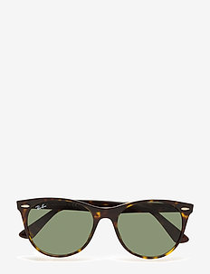 Ray-Ban Sunglasses - round frame - havana