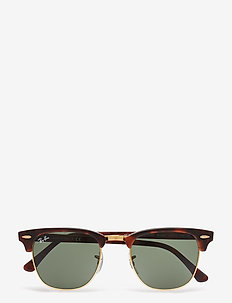CLUBMASTER - d-shaped - mock tortoise/ arista