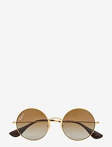 Round frame - round frame - gold
