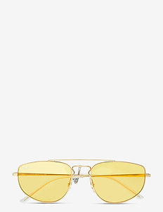 Sunglasses - pilot - evolve photo yellow to green