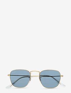 FRANK - solbriller - blue