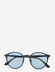 0 - ronde zonnebril - blue