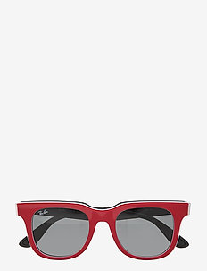 0 - okulary przeciwsłoneczne w kształcie litery d - dark grey