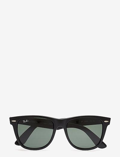 WAYFARER - d-vormige zonnebril - black-crystal green