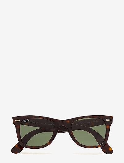 WAYFARER - d-vormige zonnebril - tortoise