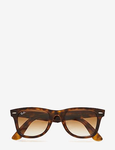 WAYFARER - d-vormige zonnebril - havana