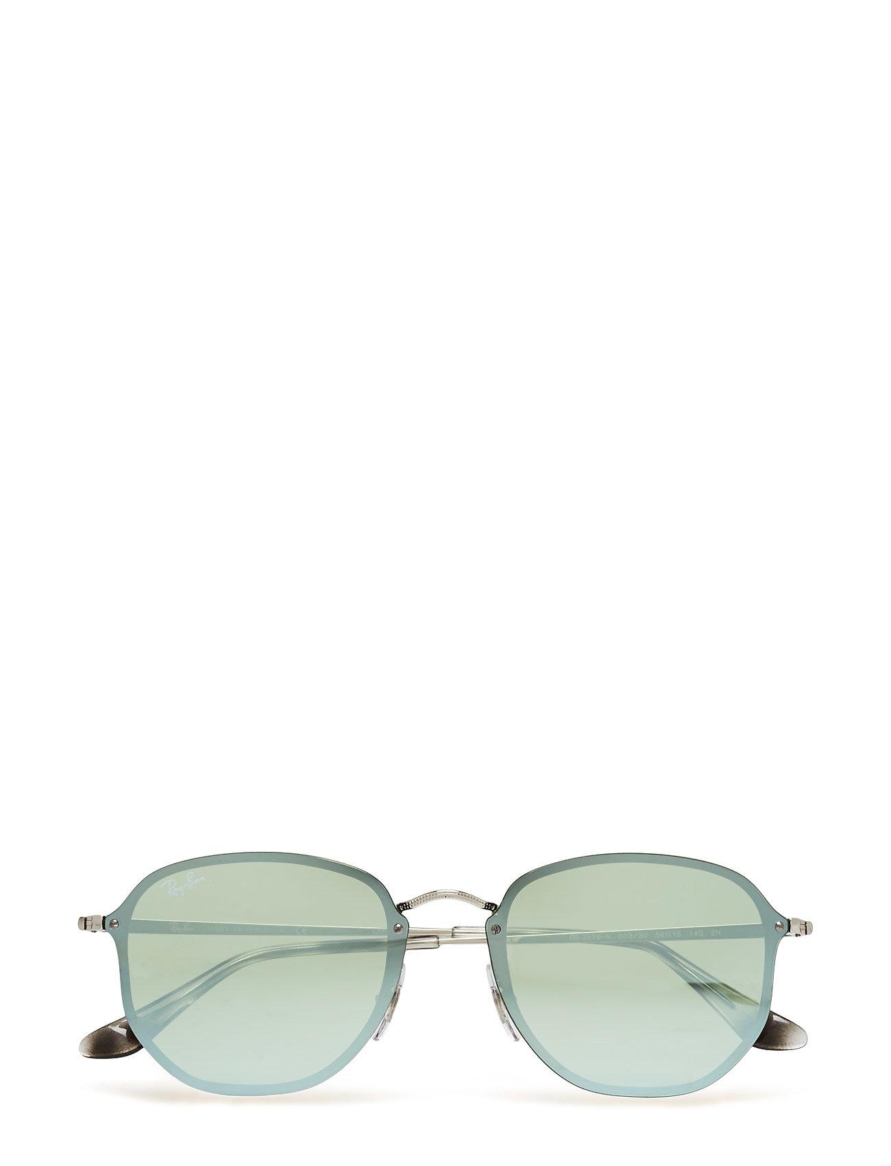 634cb1ab41d1 Highstreet solbriller fra Ray-Ban til dame i Sølv - Pashion.dk