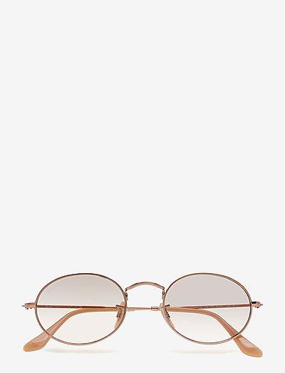 0RB3547N - round frame - copper