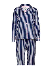 ec5f4d4fc3 Debbie Pyjamas Pencil Stripe - BLUE   PINK. Rayville