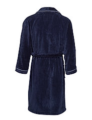 Paul Bathrobe Solid - snow white - S