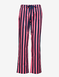 Chrissie PJ Pant Line Stripe - PINK / BLUE
