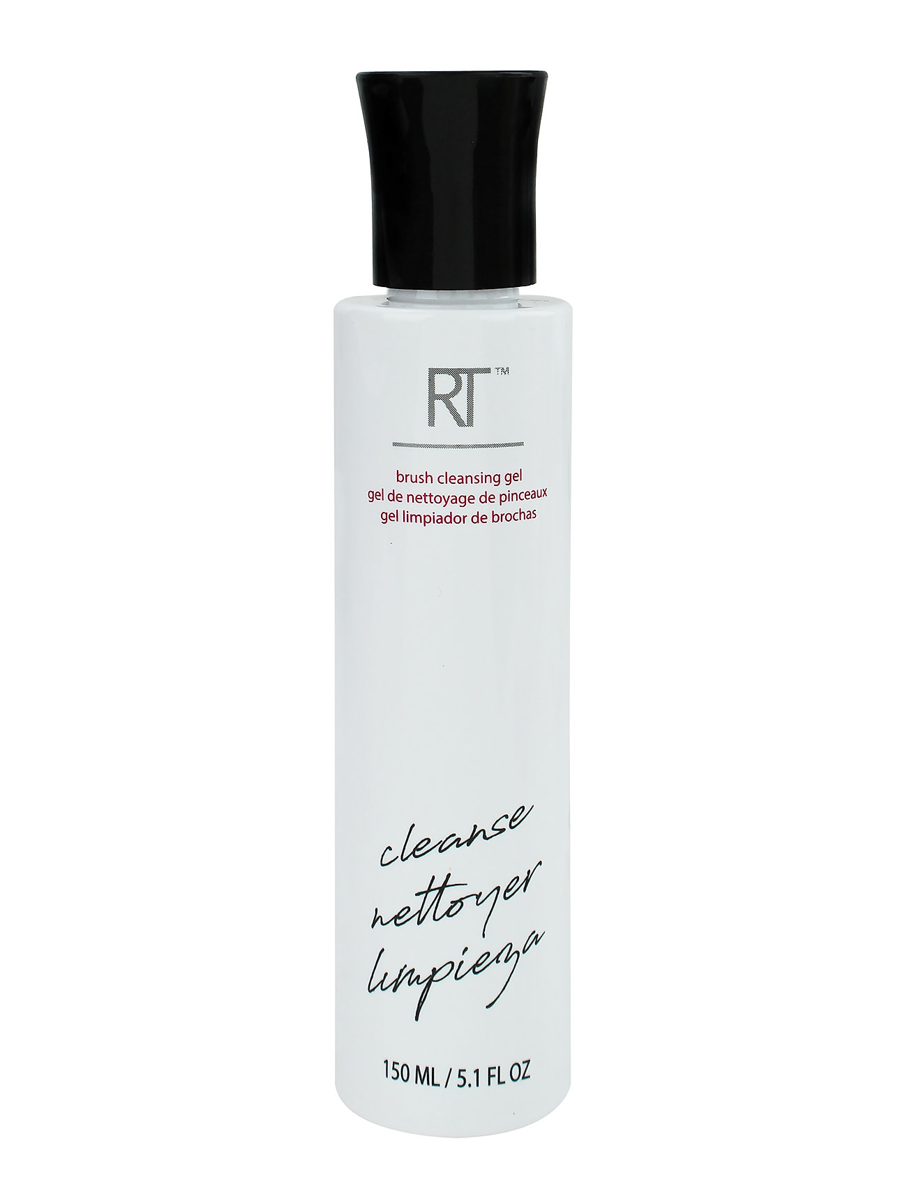 Real Techniques Real Techniques Brush Cleansing Gel Mltilngual - WHITE