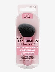 Real Techniques - Real Techniques Mini Medium Sculpting Brush - ansikte - pink - 1