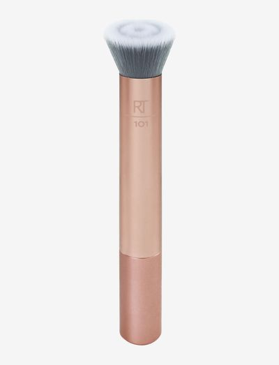 Real Techniques Complexion Blender Brush - ansikte - silver