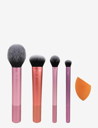 Real Techniques Everyday Essentials - sivellinsetit - pink
