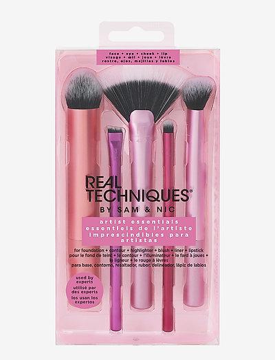 artist essentials - sæt - pink
