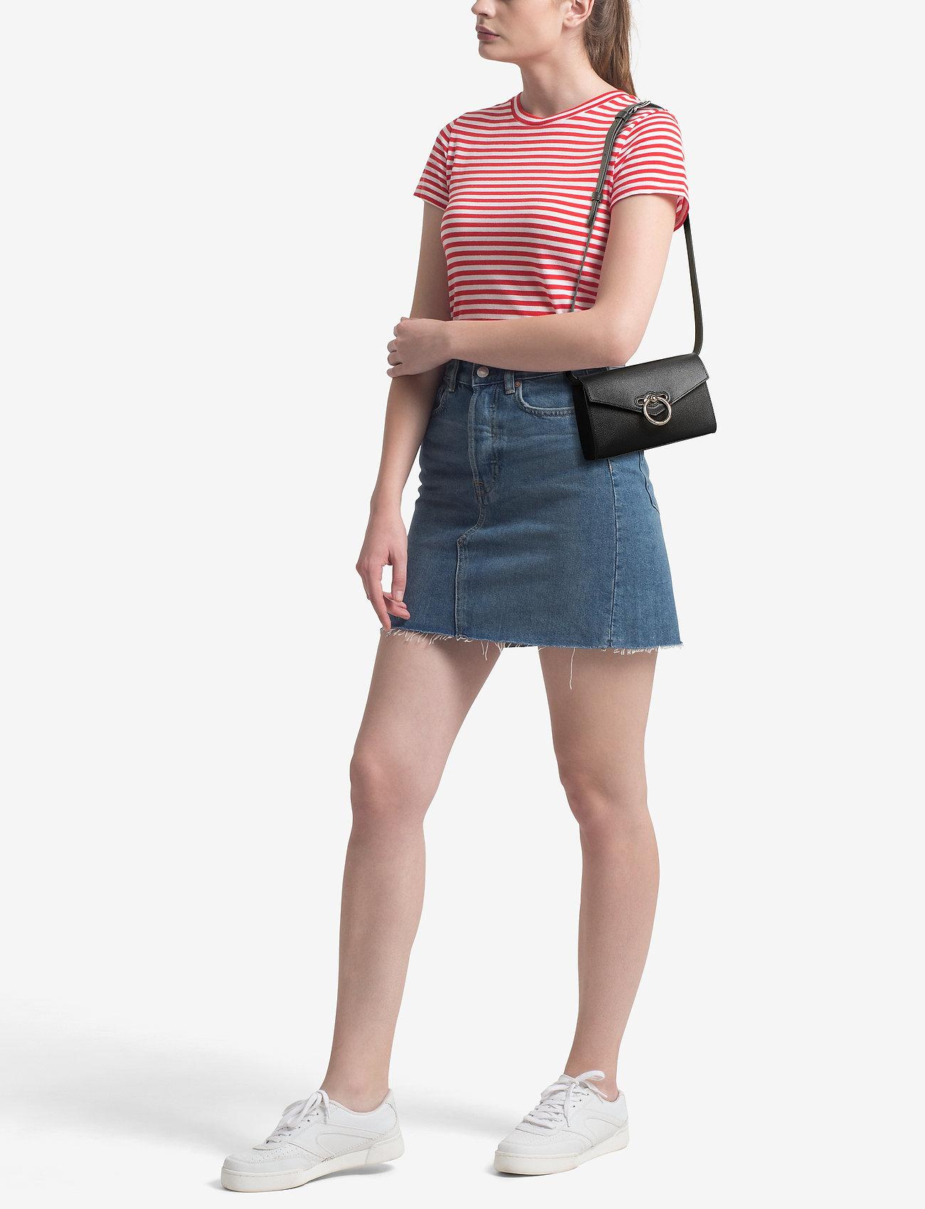 Rebecca Minkoff Jean Belt Bag Caviar   Magväskor