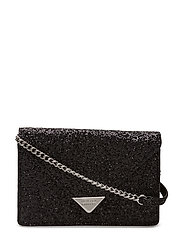 Molly Crossbody - BLACK / SILVER