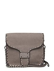 Midnighter Mini Messenger - 020 GREY  SILVER