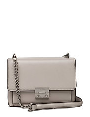 Christy Small Shoulder Bag - 269 PUTTY / PALLADIUM