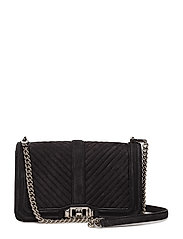 Love Crossbody - BLACK / SILVER