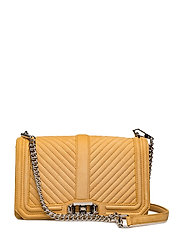 Love Crossbody - BUTTER SCOTCH / SILVER