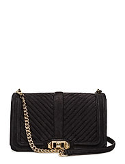 Love Crossbody - BLACK / GOLD