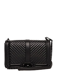 Love Crossbody - BLACK / BLACK