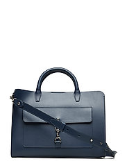 Big Mab Satchel Nappa - TWILIGHT