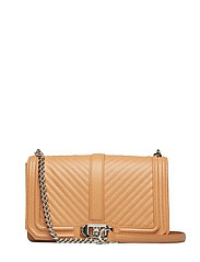 Love Crossbody Nappa - HONEY-NICKEL
