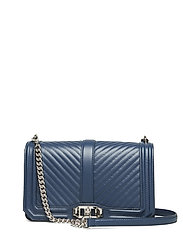 Love Crossbody Nappa - TWILIGHT-NICKEL