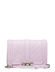 Small Love Crossbody Nappa - LIGHT ORCHID-NICKEL