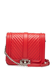 Small Love Crossbody Nappa - TOMATO-NICKEL
