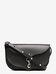 New Crossbody Pebble - 003 BLACK