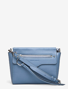 GABBY CROSSBODY - CEMENT BLUE