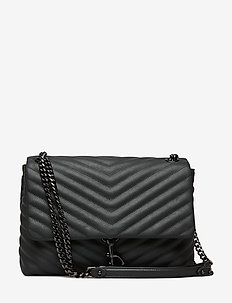 EDIE FLAP SHOULDER - DEEP SLATE