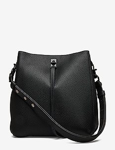 DARREN SHOULDER BAG - BLACK