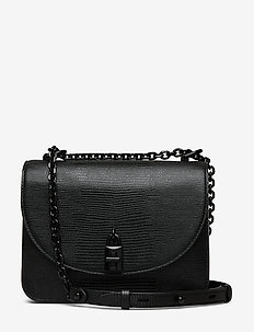 LOVE TOO CROSSBODY - BLACK